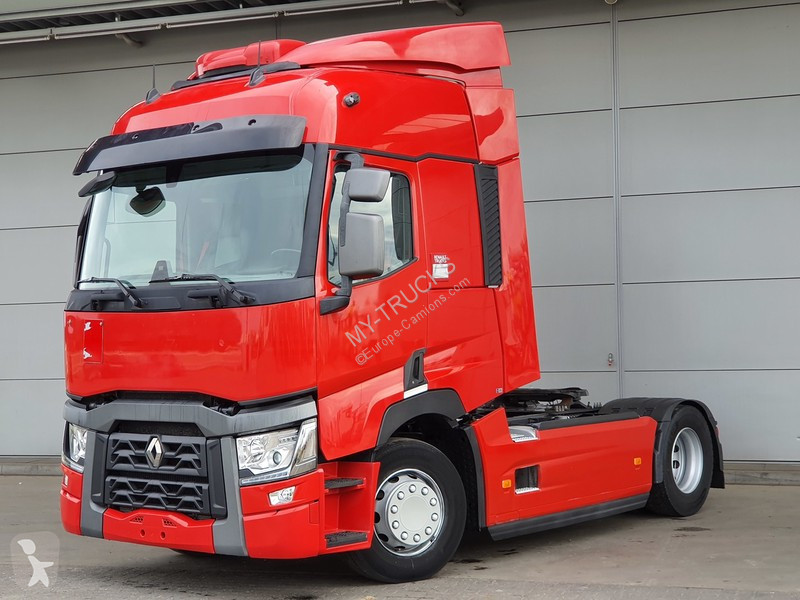 View images Renault T480 2xTanks / Leasing tractor unit