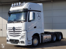 Mercedes Actros 2658 tractor unit used