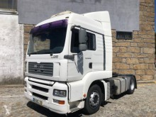 Used vintage tractor unit MAN TGA 18.430