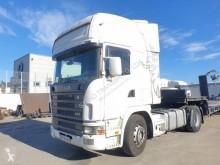 Tahač Scania L 124L420 použitý