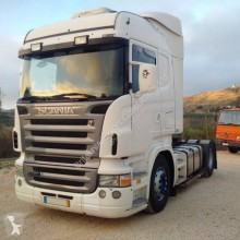Used tractor unit Scania R 420