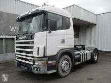 Trekker Scania R 124 tweedehands