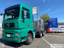MAN TGA 26.510 tractor unit used