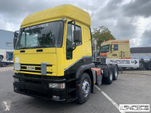 Iveco Eurotech tractor unit used