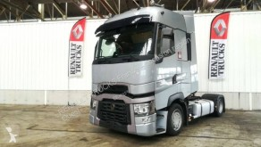 Used low bed tractor unit Renault Gamme T High 520 T4X2 X-LOW E6