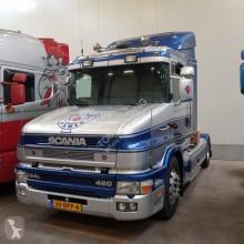 Trekker Scania Torpedo T144LA4X2NA460 NL reg tweedehands
