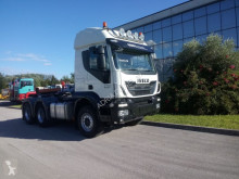 Iveco Trakker 500 AT720T/P tractor unit used