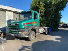 Scania T 580 tractor unit used