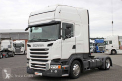 Scania exceptional transport tractor unit R 410 Lowline Topline LDW ACC Alcoa etade