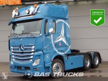 Cabeza tractora productos peligrosos / ADR usada Mercedes Actros
