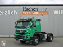 Tracteur Volvo FMX 420 4x4,Schalter, Kipphydr, Blatt/Blatt, AP occasion