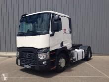 Tracteur produits dangereux / adr occasion Renault Gamme T 460 T4X2 CITERNIER E6