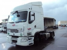 Renault Premium 460.18 tractor unit used low bed