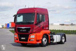 Tahač MAN TGS - - TS / 18.440 / EURO 6 / ACC / RETARDER / PTO použitý