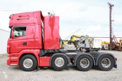 Nyergesvontató Scania R730 MOTOR NEU!!! ERST 92.742 KM!!! használt