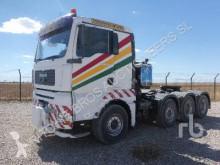 Tracteur convoi exceptionnel MAN TGA