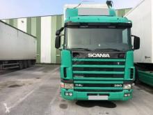 Trekker Scania L 114L380 tweedehands