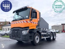 Tracteur Renault Gamme C 430 DXI
