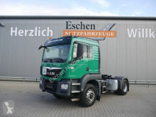 Cabeza tractora MAN TGS 18.460 4x4 H,L Haus,EUR6,Kipphydr,Automatik usada