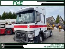 Renault Gamme T tractor unit damaged