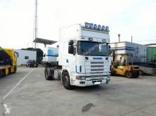 Scania tractor unit R 124 LA 420