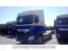 Nyergesvontató DAF XF 460 használt veszélyes termékek/a Veszélyes Áruk Nemzetközi Közúti Szállításáról szóló Európai Megállapodás