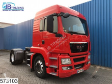 MAN TGS tractor unit used hazardous materials / ADR