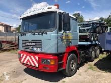 MAN E2000 tractor unit used exceptional transport