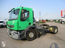 Used low bed tractor unit Renault Premium 380 DXI