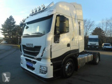 Iveco Stralis AS440S42 T/FP LT Euro6 Intarder Klima ZV tractor unit used exceptional transport