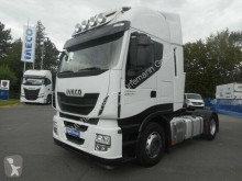 Iveco Stralis AS440S42T/P Euro6 Intarder Klima Navi ZV tractor unit used