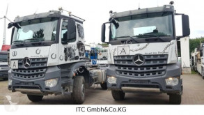 Used tractor unit Mercedes 1842AS Arocs 4x4 Allrad Blatt Blatt (E6)
