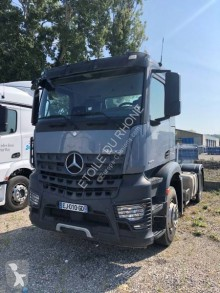 Mercedes Arocs tractor unit used