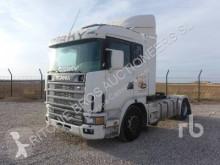 Cabeza tractora usada Scania 460