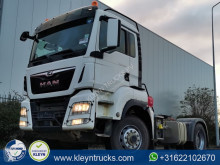 Used tractor unit MAN TGS