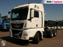 Used exceptional transport tractor unit MAN TGX 33.580 6X4 BLS