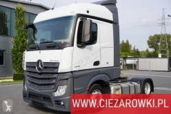 Used low bed tractor unit Mercedes Actros 1843 LS