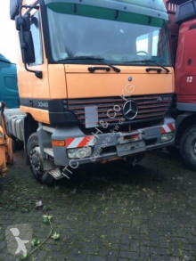 Trekker Mercedes 3340AS 6x6 Blatt/Blatt German Truck tweedehands