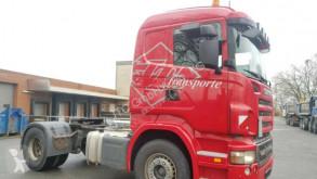 Scania tractor unit R420 SZM 4x2 Euro:5 Kipperhy.
