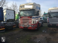 Scania SZM 124-470 Topliner German Truck tractor unit used