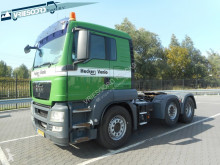MAN TGS 26.400 tractor unit used