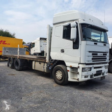 Camion Iveco Eurostar plateau occasion