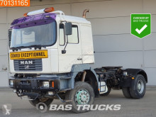 Used tractor unit MAN F2000