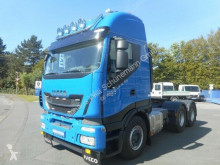 Iveco Stralis AS440S56TZ/P-HM (6x4 / 80 to.) Euro6 ZV tractor unit used exceptional transport