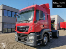MAN TGS 18.400 4x2 BLS-TS / Intarder / German tractor unit used