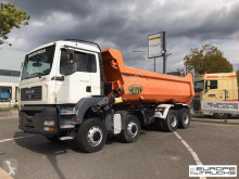 Used tipper truck MAN TGA 41.430