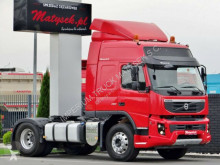 Тягач Volvo FMX 450 / EURO 5 / KIPPER HYDRAULIC SYSTEM/ ALU б/у