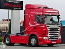 Cabeza tractora usada Scania R 480 / RETARDER / EURO 6 / HYDRAULIC SYSTEM /