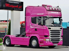 Cap tractor Scania R 490 /TOPLINE/RETARDER/LIMITED EDITION/E 6/NAVI second-hand