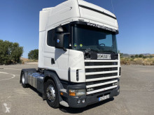 Cap tractor Scania 164 480 second-hand